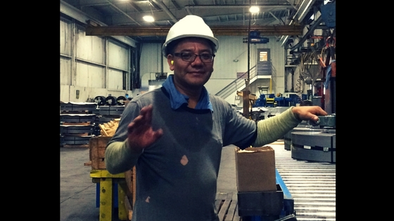 Hascall Employee Feature Gil Jimenez